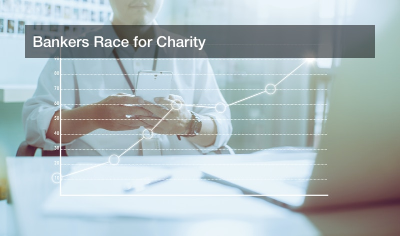Bankers Race for Charity